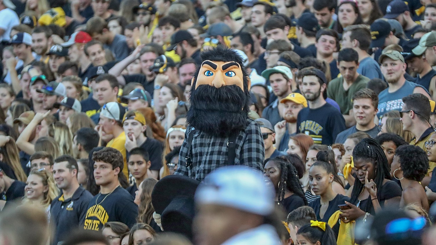 App State Football to Play Wisconsin in 2020 - Appalachian