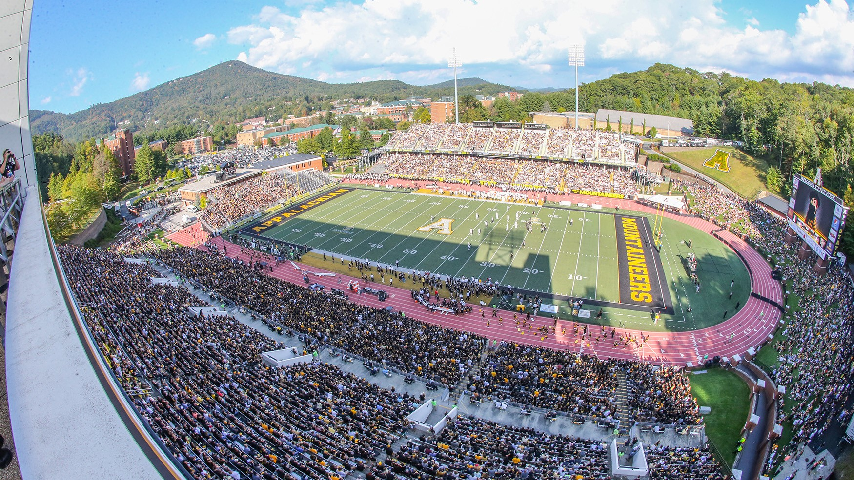 Appalachian State Football Enjoys Record Breaking Crowds App State Athletics