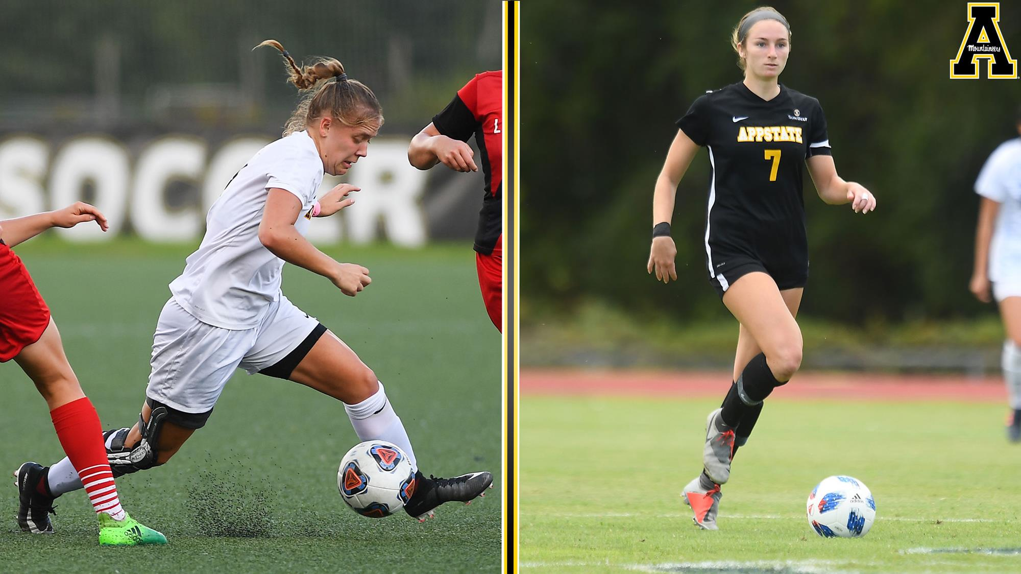 eb981fe8c Easley and Greer Named NCCSIA All-State - Appalachian State ...