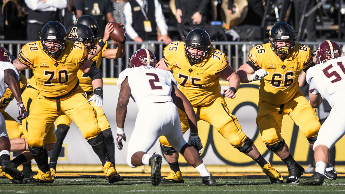 076adf9b3 Parker Collins Signs With Pittsburgh Steelers - Appalachian State ...