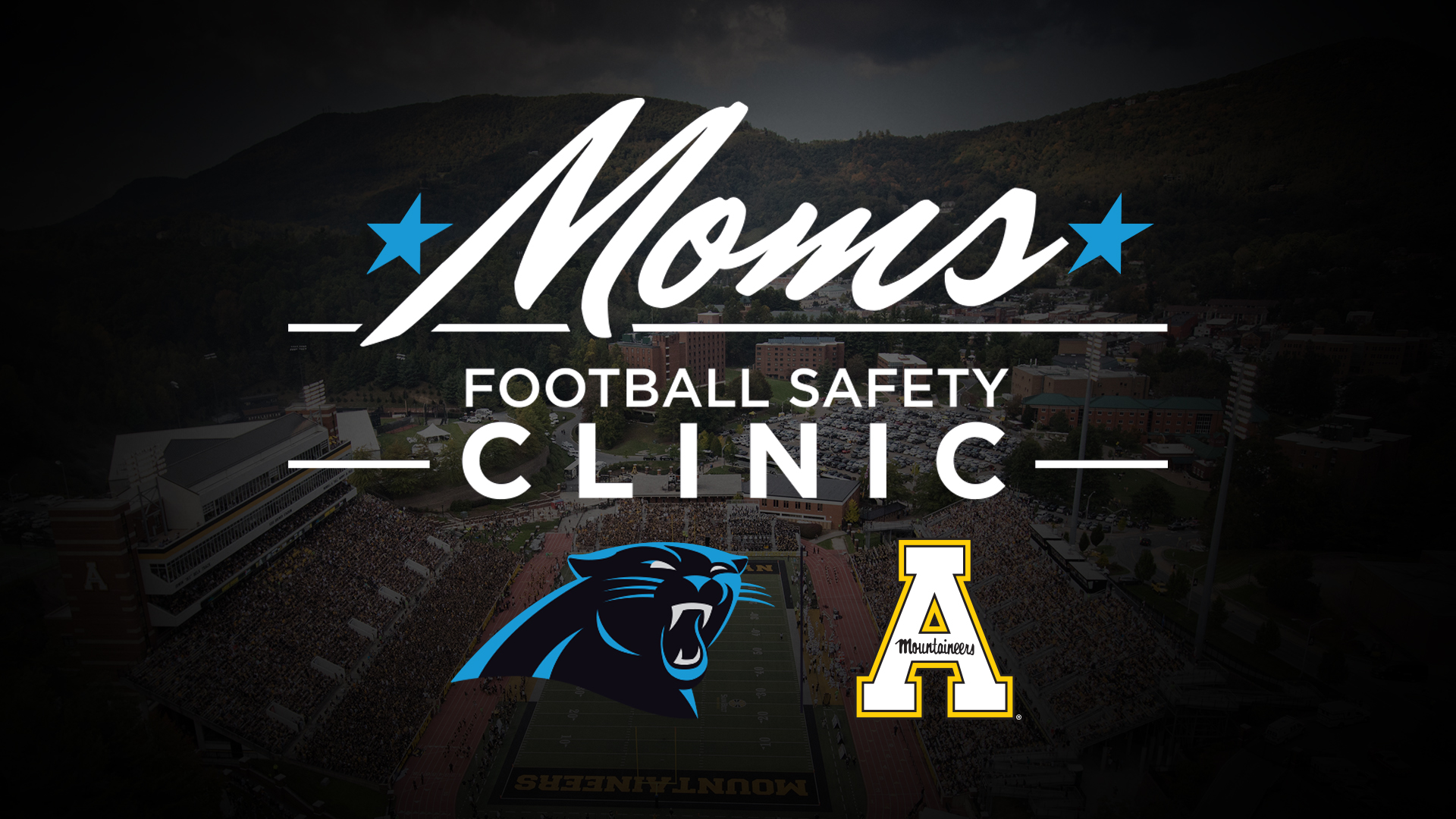 App State To Host Carolina Panthers  Moms Clinic June 21 ... ac8771e3c