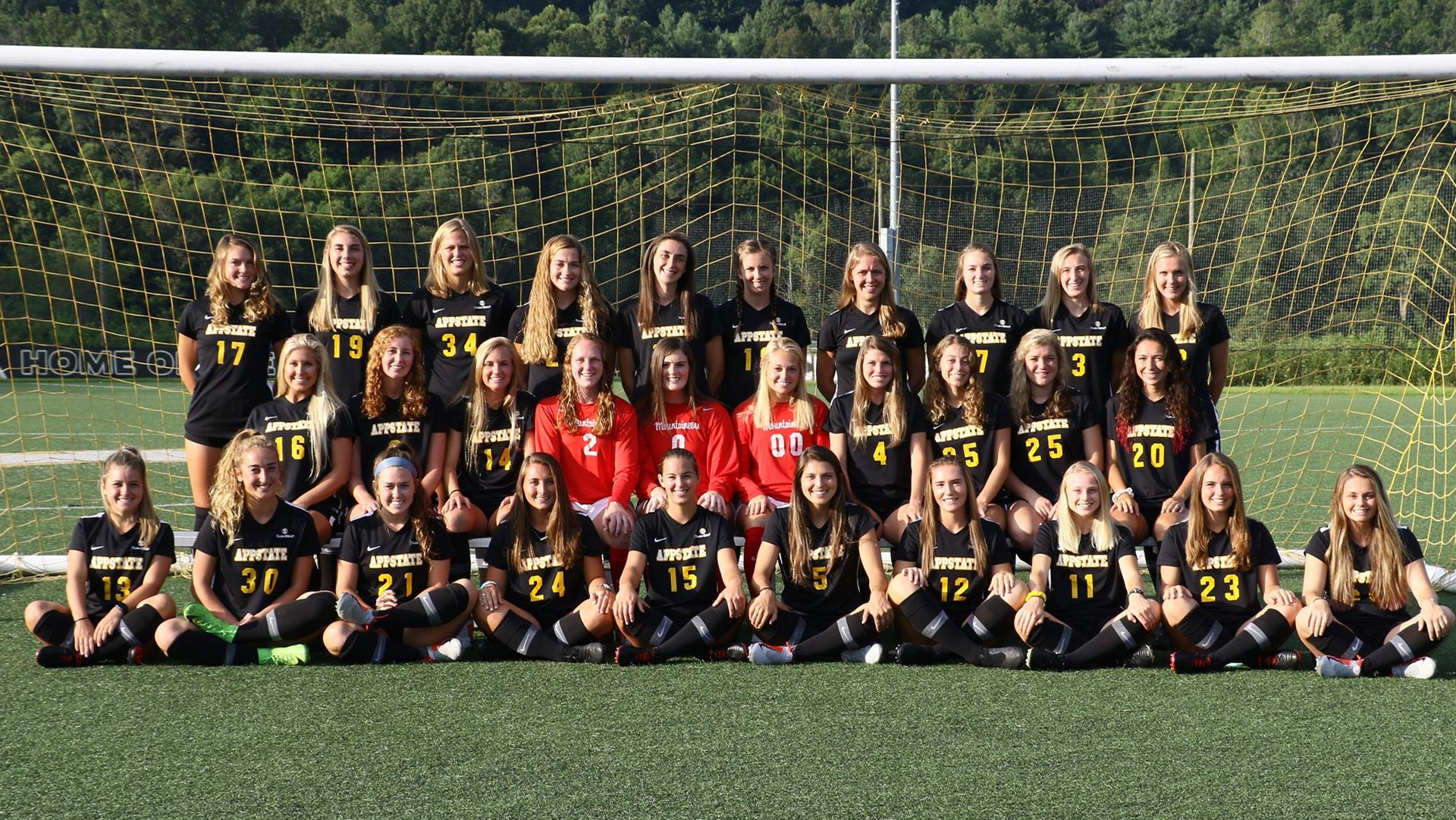 Women S Soccer Opens Season With Big South Favorites App State Athletics