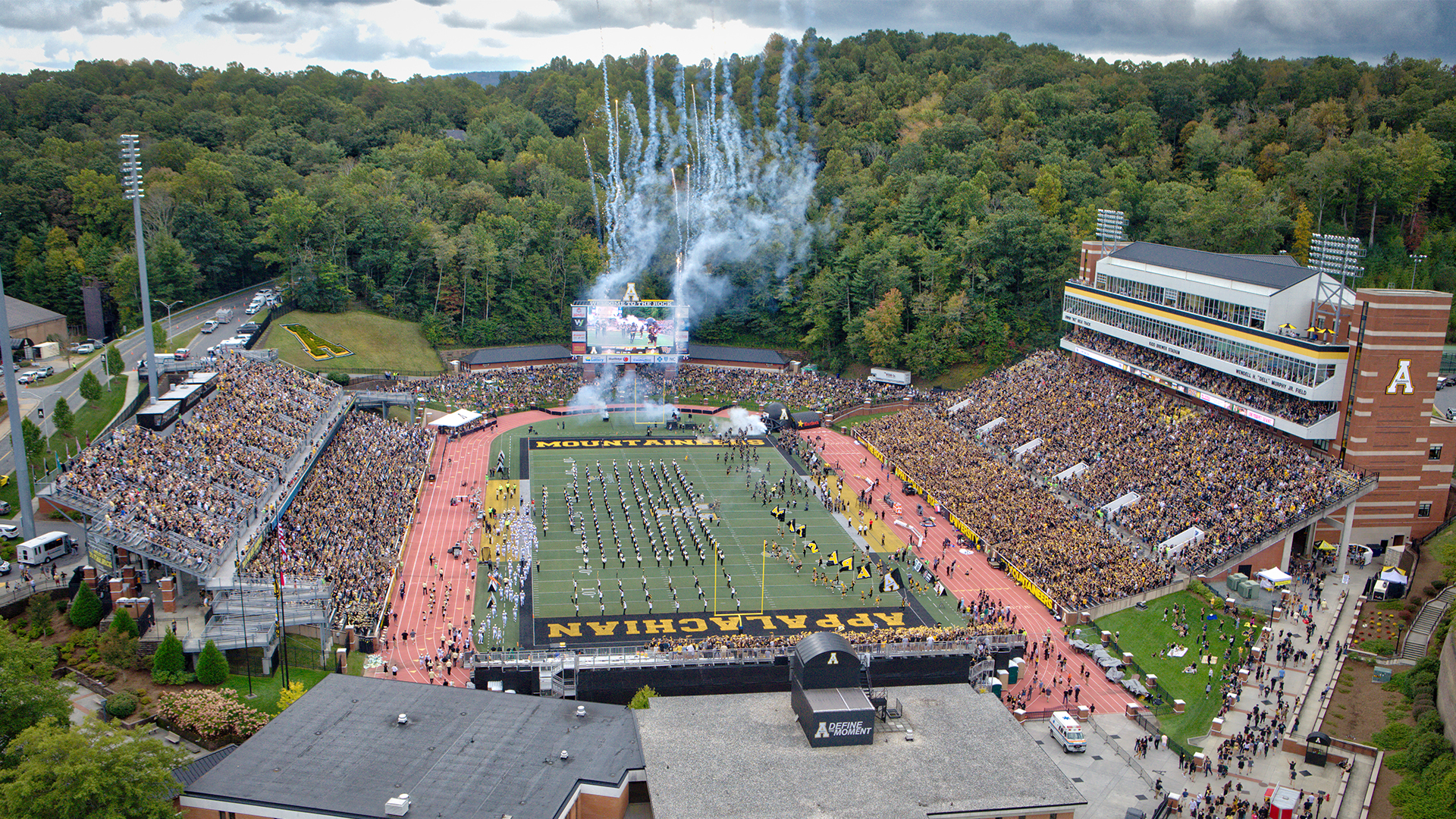What's New For App State Football Game Days In 2018